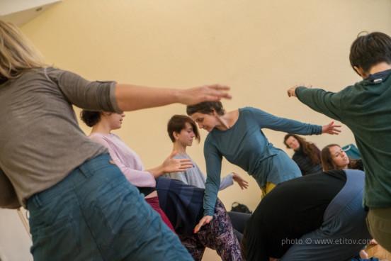 Танцевально-терапевтическая группа